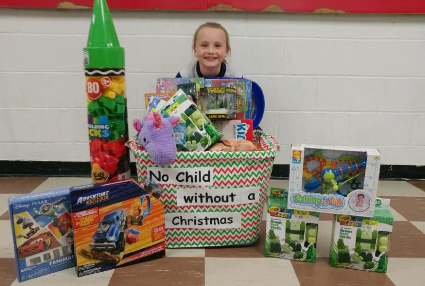 Emma Lynn Wilbur Just Celebrated Her 9th Birthday Made A Special Request To Family And Friends Not Give Gifts For